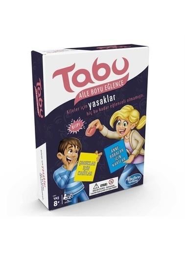 Hasbro Hasbro Tabu Aile Boyu Eğlence Kutu Oyunu Renkli